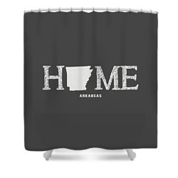 Ar Home Shower Curtain by Nancy Ingersoll