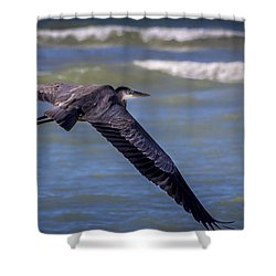 As Easy As This Shower Curtain by Marvin Spates