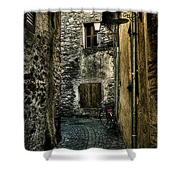 Ascona Shower Curtain by Joana Kruse