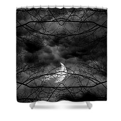 Athena's Bird Shower Curtain by Lourry Legarde