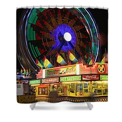 Carnival Shower Curtain by James BO  Insogna