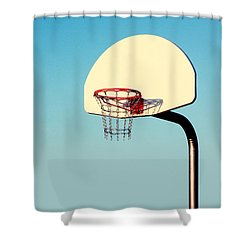 Chain Net Shower Curtain by Todd Klassy