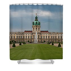 Charlottenburg Palace Shower Curtain by Stephen Smith