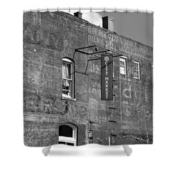 City Market Savannah Shower Curtain by David Lee Thompson
