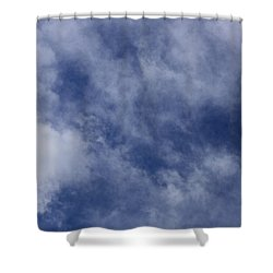 Clouds 5 Shower Curtain by Teresa Mucha