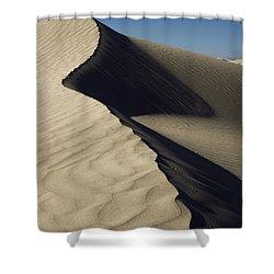 Contours Shower Curtain by Chad Dutson