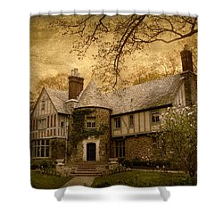 Country Estate Shower Curtain by Jessica Jenney