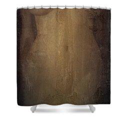 Decaying Memory Shower Curtain by Scott  Wyatt