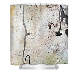 Desert Surroundings 2 By Madart Shower Curtain by Megan Duncanson