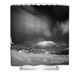Destination Shower Curtain by William Lee