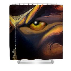 Dream Image 2 Shower Curtain by Kevin Middleton