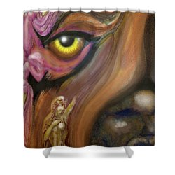 Dream Image 3 Shower Curtain by Kevin Middleton