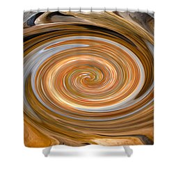 Dreaming In Hopi Land Shower Curtain by David Lee Thompson