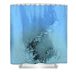Dreams Of The Sea 2 Shower Curtain by Susanne Van Hulst