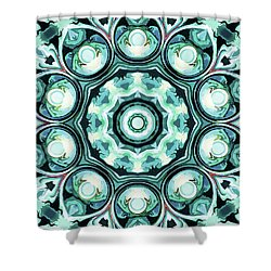 Emotions Shower Curtain by Lanjee Chee