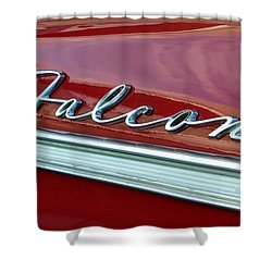 Ford Falcon Shower Curtain by David Lee Thompson