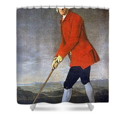 George Chambers: Shower Curtain by Granger