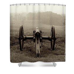 Gettysburg Shower Curtain by Sean Cupp