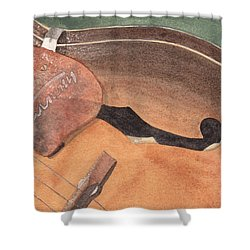 Harmony Shower Curtain by Ken Powers
