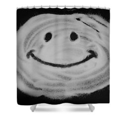 Have A Nice Day Shower Curtain by Rob Hans