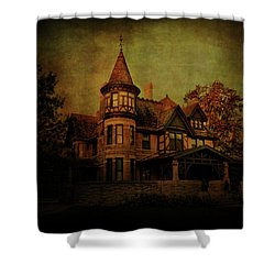 Historic House Shower Curtain by Joel Witmeyer