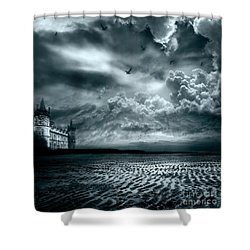 Home Shower Curtain by Jacky Gerritsen