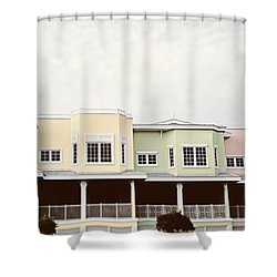I Want To Go Back Shower Curtain by Lisa Russo