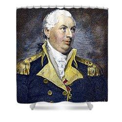 John Barry (1745-1803) Shower Curtain by Granger