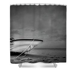 Just Believe Shower Curtain by Evelina Kremsdorf