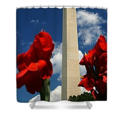 Liberty Shower Curtain by Mitch Cat