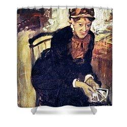 Mary Cassatt (1845-1926) Shower Curtain by Granger