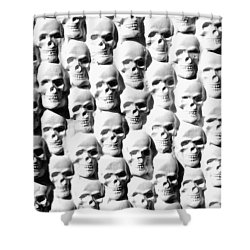 Melancholic Journey 2 Shower Curtain by Mark Cawood