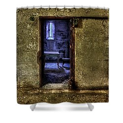 Memories From The Room Shower Curtain by Evelina Kremsdorf