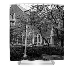Michigan State University Spring 2 Shower Curtain by John McGraw