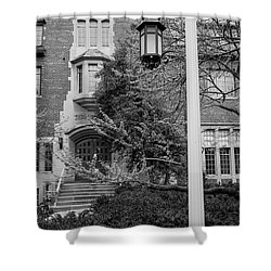 Michigan State University Spring 4 Shower Curtain by John McGraw