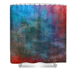 My Country Shower Curtain by Julie Niemela