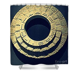 National Museum Of The American Indian 10 Shower Curtain by Randall Weidner