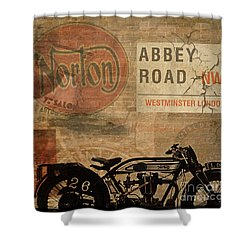 Norton Shower Curtain by Cinema Photography