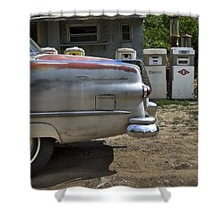 Packard Shower Curtain by Skip Hunt