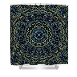 Persian Carpet Shower Curtain by Joy McKenzie