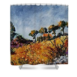 Provence 6741254 Shower Curtain by Pol Ledent