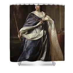 Queen Anne Shower Curtain by Edmund Lilly