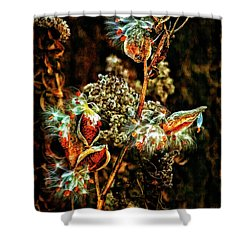 Queen Of The Ditches II Shower Curtain by Steve Harrington