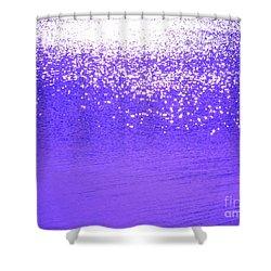 Radiance Shower Curtain by Sybil Staples