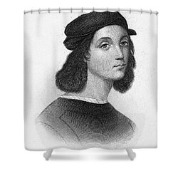 Raphael (1483-1520) Shower Curtain by Granger