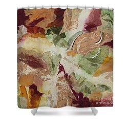 Renaissance Shower Curtain by Deborah Ronglien