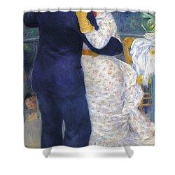 Renoir: Dancing, 1883 Shower Curtain by Granger