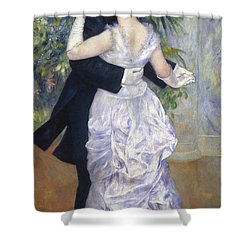 Renoir: Town Dance, 1883 Shower Curtain by Granger