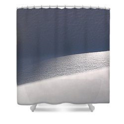 Snow Dreams Shower Curtain by Juergen Roth