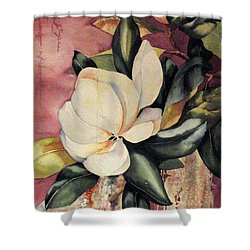 Southern Scents Shower Curtain by Michael  Pearson